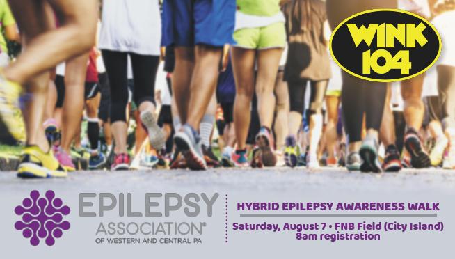 Hybrid Epilepsy Awareness Walk