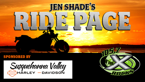 Jen Shade's Ride Page