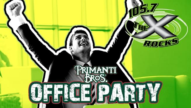 Primanti Brothers Office Party