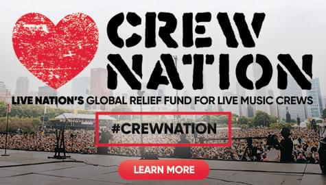 Global Relief Fund for Live Music Crews