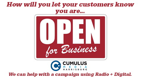 As you ReOpen Your Business…