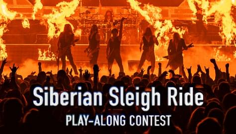 Trans Siberian Orchestra Play Along Contest