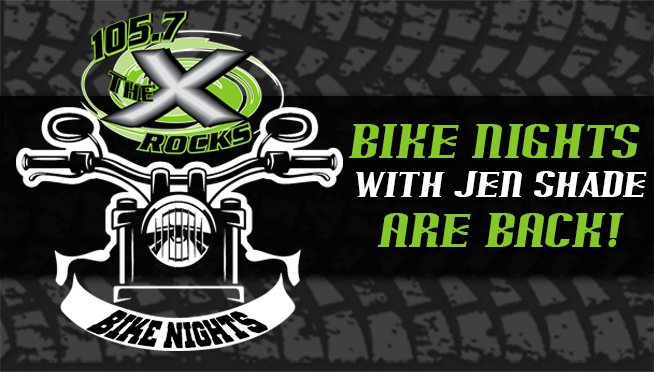 2021 Bike Nights With Jen Shade