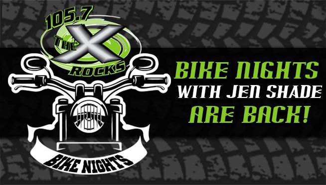 2020 Bike Nights With Jen Shade