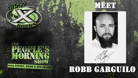 Meet Robb Garguilo