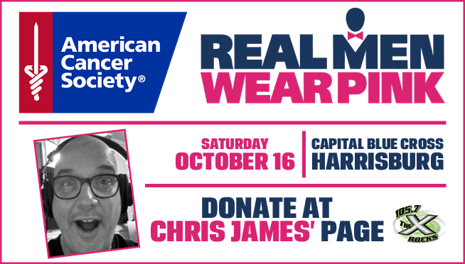 Real Men Wear Pink – DONATE NOW
