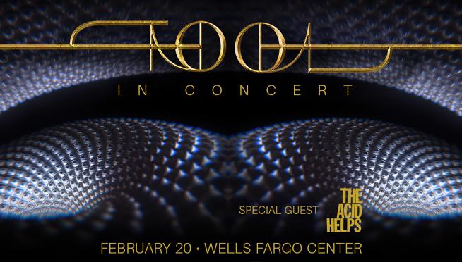 Tool at Wells Fargo Center –  February 20, 2022