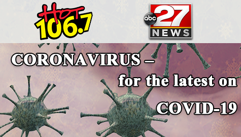 Coronavirus – here's the latest on COVID-19