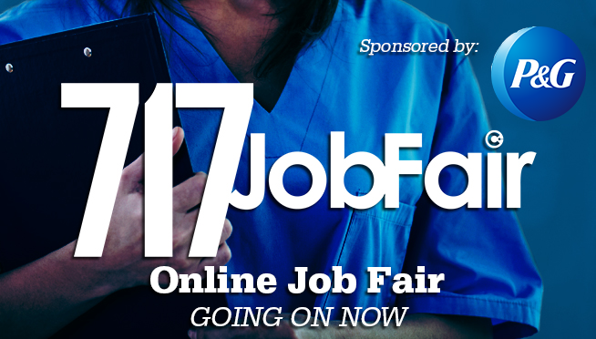 Online Job Fair – Going on Now