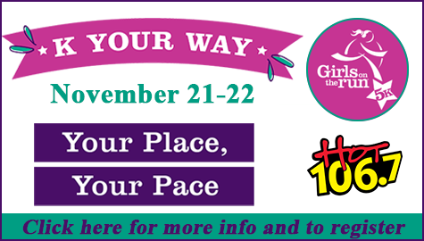 Capital Area Girls On the Run K your Way