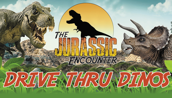Jurassic Experience – Drive Thru Dinos Contest