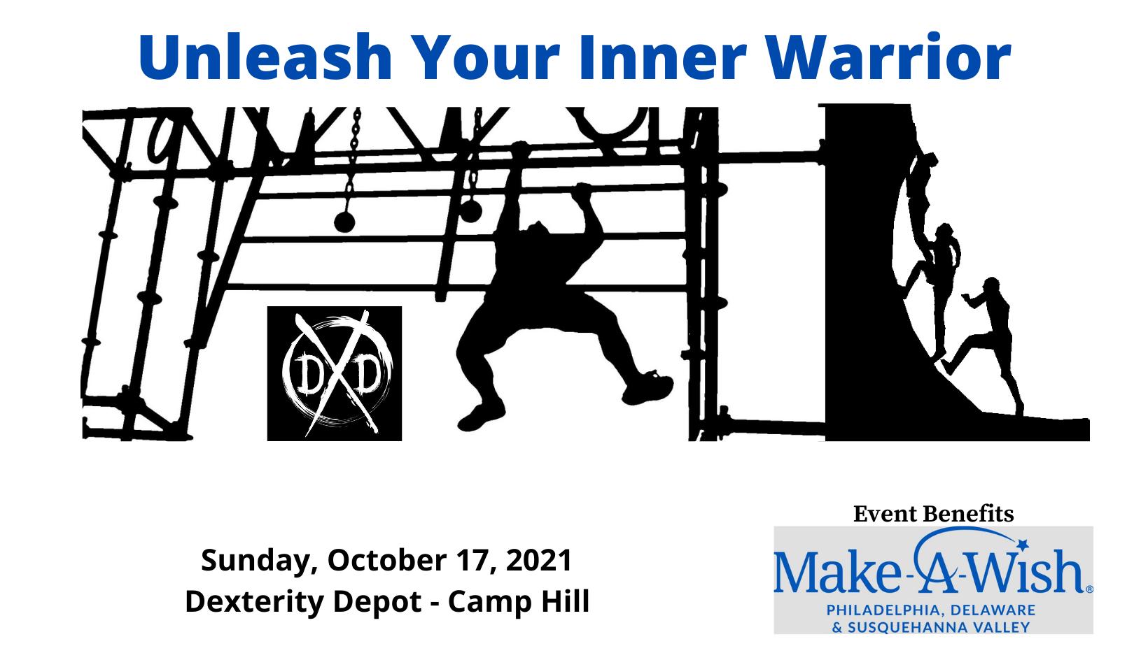 Unleash Your Inner Warrior Event