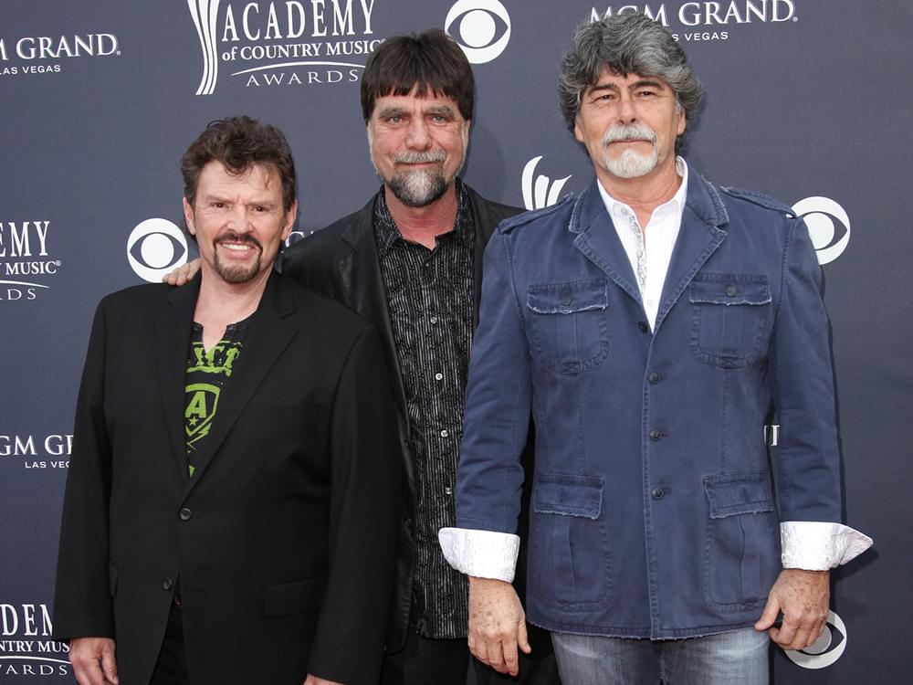 Alabama to Wind Down 50th Anniversary Tour With Final Stop in Nashville