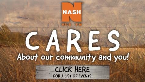 93.5 NASH FM CARES