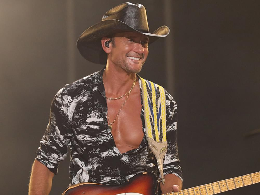 """After 3-Decade Career, Tim McGraw Says He's Still Trying to """"Push the Limits of What I'm Capable of Doing"""""""