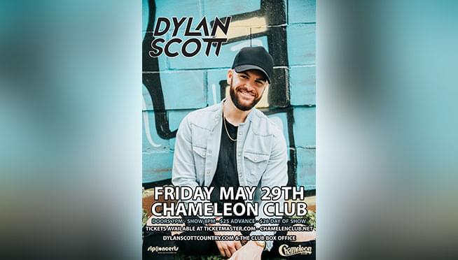 Dylan Scott Giveaway