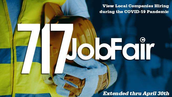Visit our Online Job Fair!