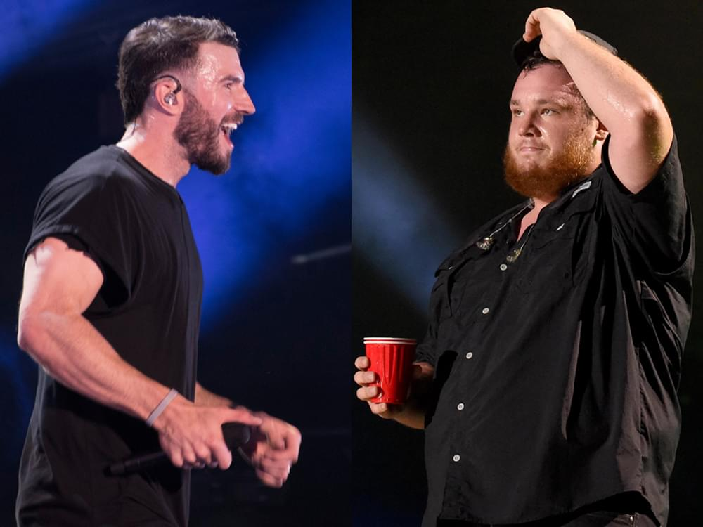 Sam Hunt Is First Artist Not Named Luke Combs to Have a Country Album Spend Consecutive Weeks at No. 1 Since 2018