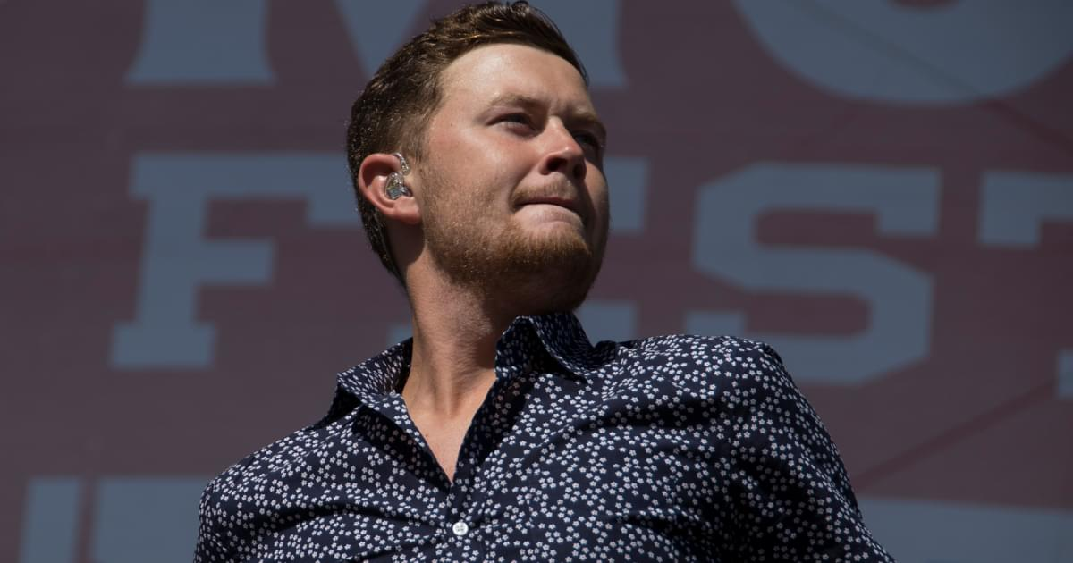"Scotty McCreery Scores 3rd No. 1 Single With ""In Between"""