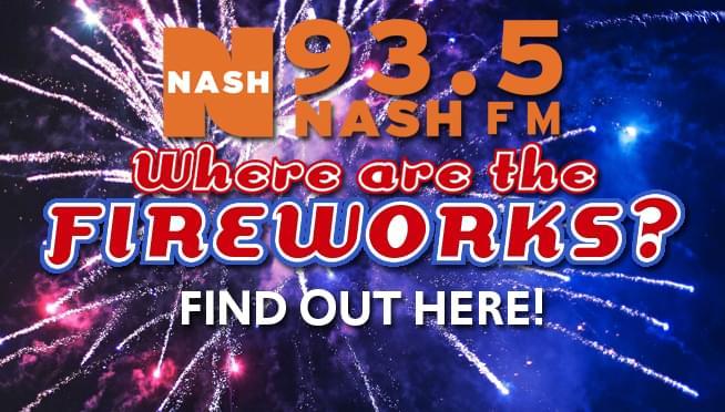 Local Fireworks Displays 2020