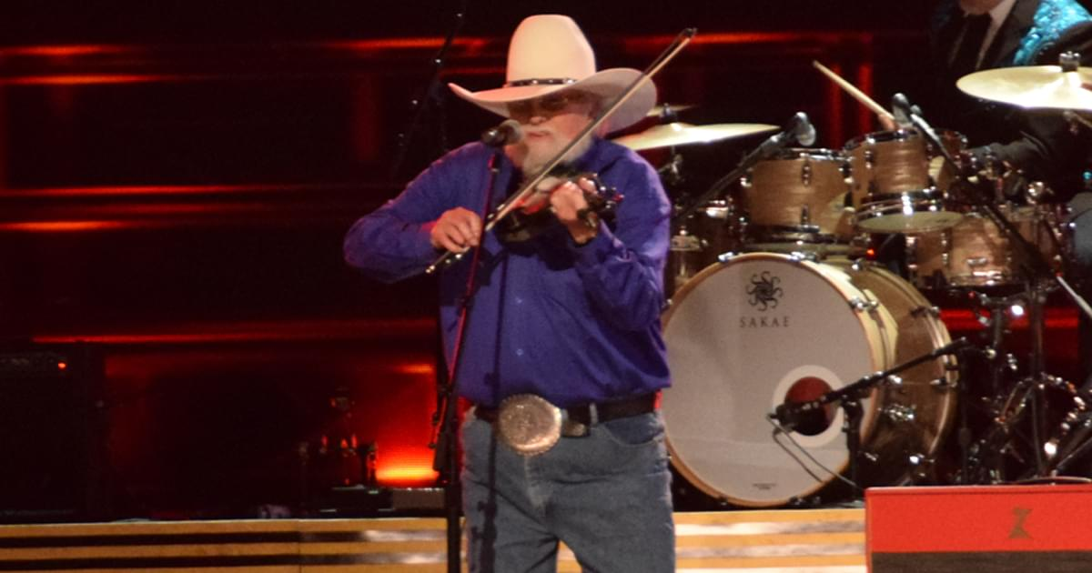 Tennessee Governor Signs Resolution Honoring Charlie Daniels