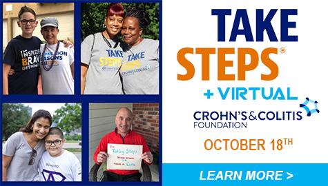 Take Steps Virtual Event