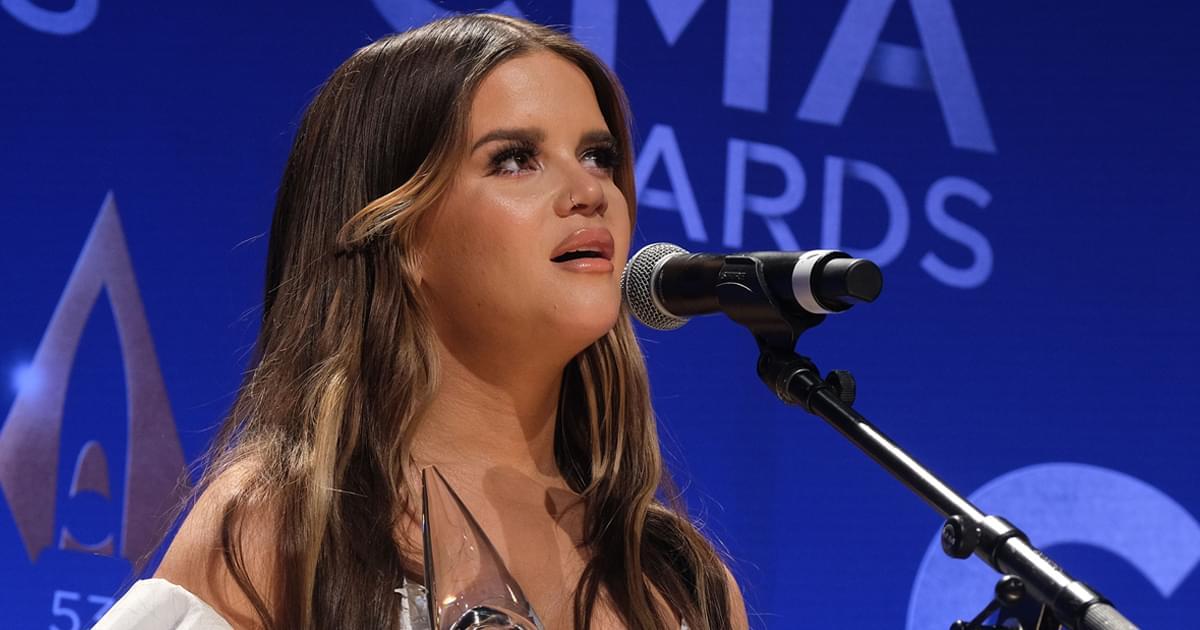 Country Stars React to Their CMA Awards Nominations, Including Maren Morris, Luke Combs, Reba, Dan + Shay & More