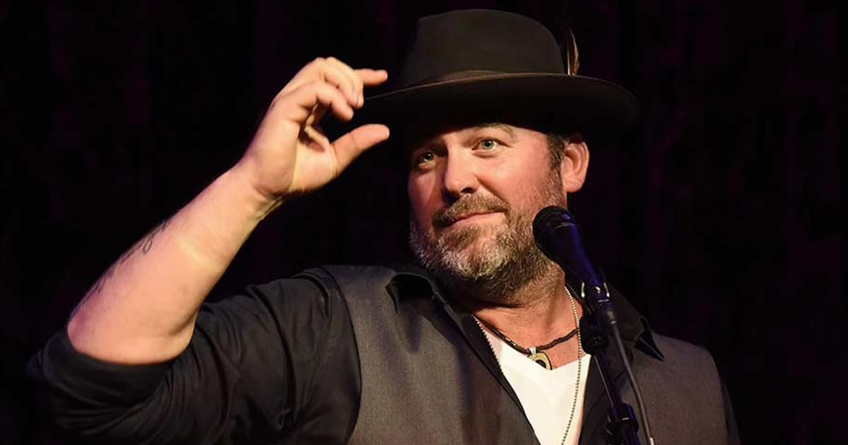 "Lee Brice to Release 5th Studio Album, ""Hey World,"" on Nov. 20"