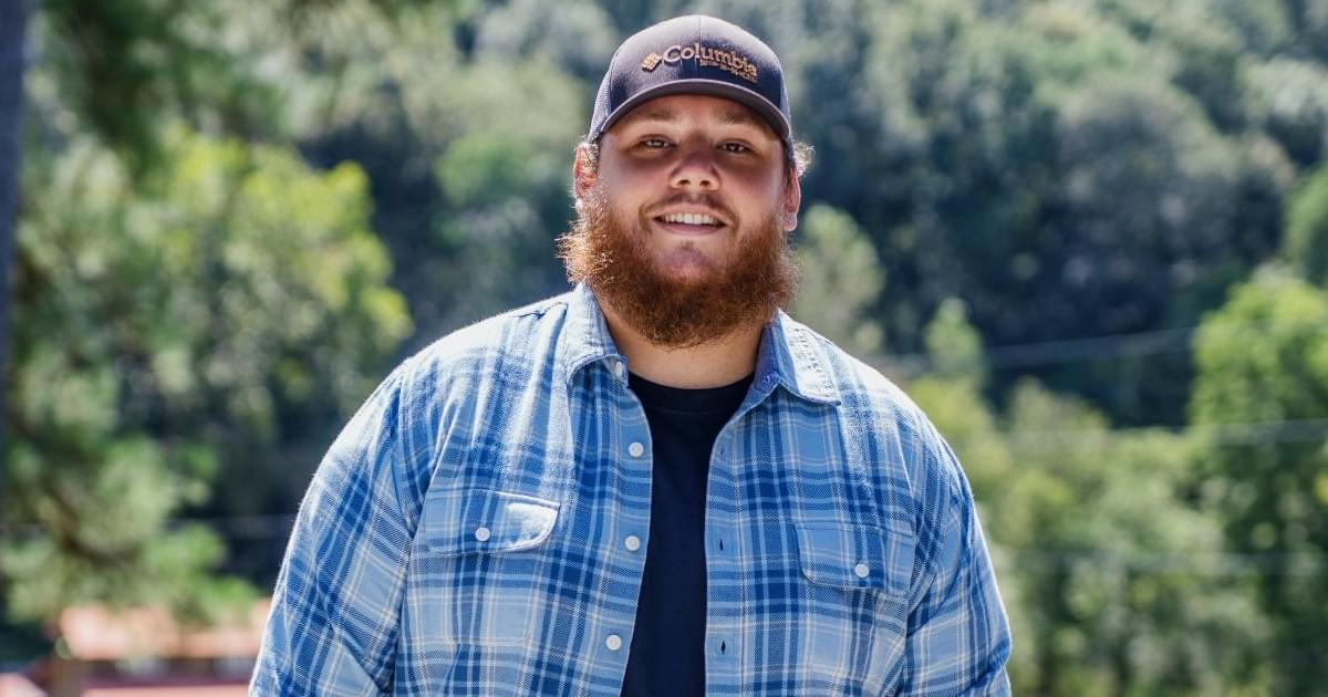 "Luke Combs Releases a Song That Says What He's Feeling – ""The Great Divide"""