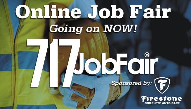 Online Job Fair – 717 Job Fair