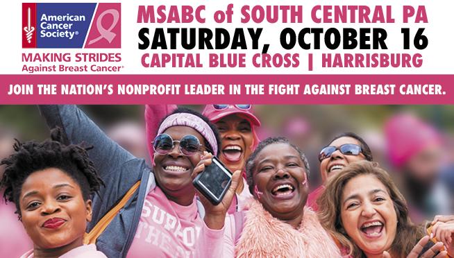 Making Strides – Breast Cancer Benefit Walk