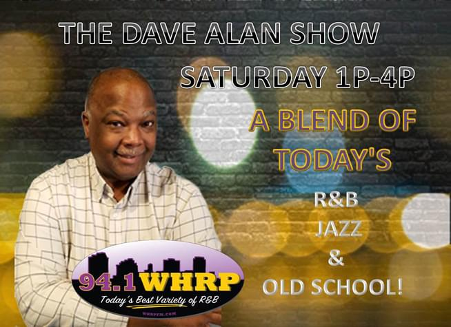 THE DAVE ALAN SHOW