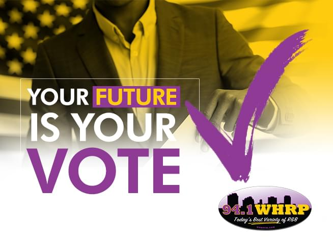 Your FUTURE Is Your VOTE!