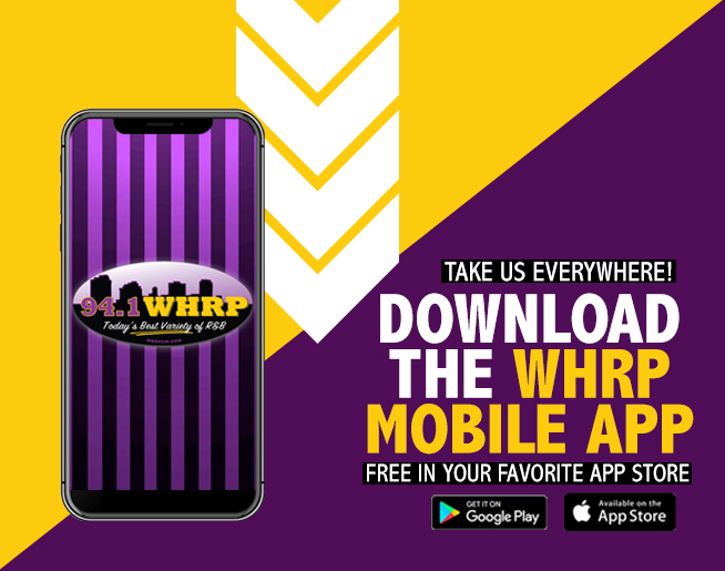 Download the WHRP Mobile App in your favorite App Store!!