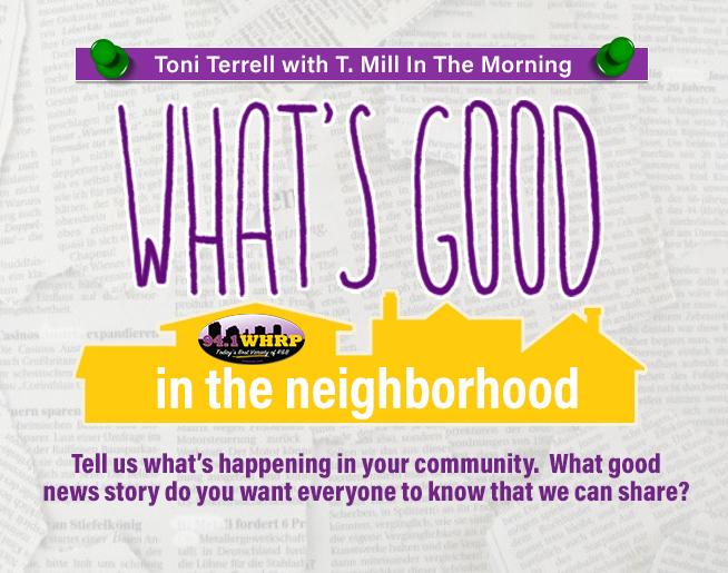 What's Good in the Neighborhood