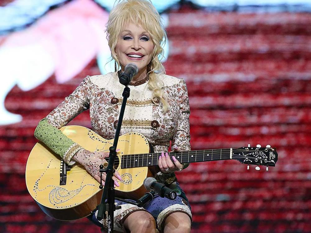 Dolly Parton, Ricky Skaggs, Marty Raybon & More Earn International Bluegrass Music Awards Nominations