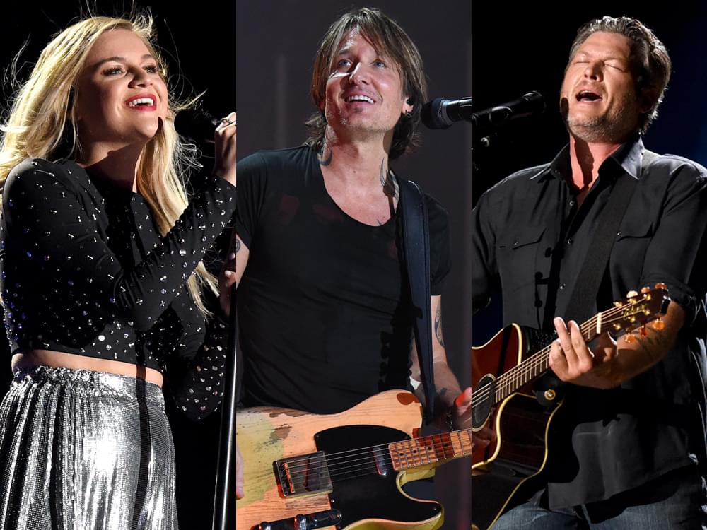 New Year's Eve TV Lineups: Ring in 2020 With Blake Shelton, Sam Hunt, FGL, Dan + Shay, Kelsea Ballerini, Keith Urban & More