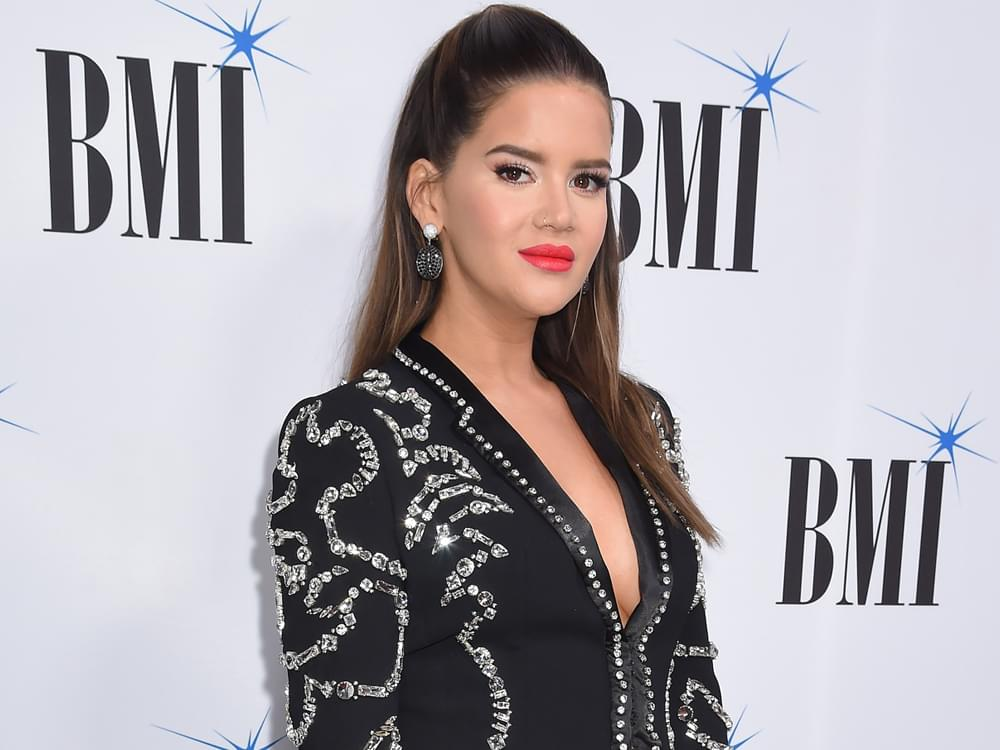 "Maren Morris Scores Third No. 1 Single With ""The Bones"""