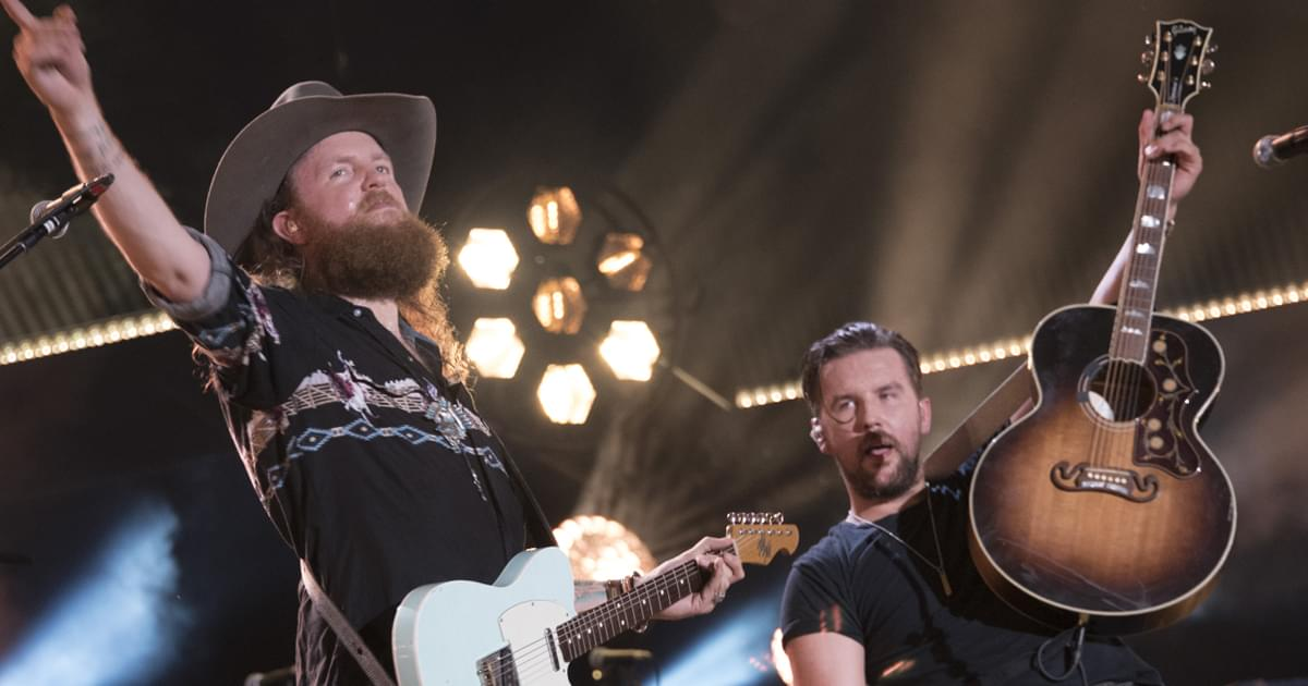 "Watch Brothers Osborne Turn ""All Night"" Video Into At-Home Puppet Party"