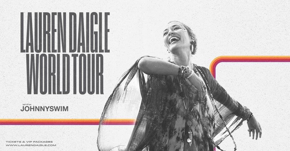 Lauren Daigle is coming to Huntsville