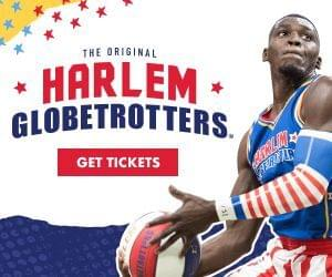 Go See The Harlem Globetrotters with ZYP!