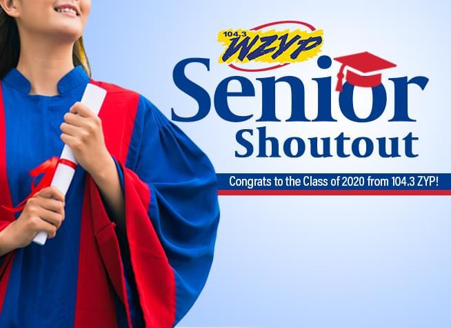 ZYP's Senior Shoutout