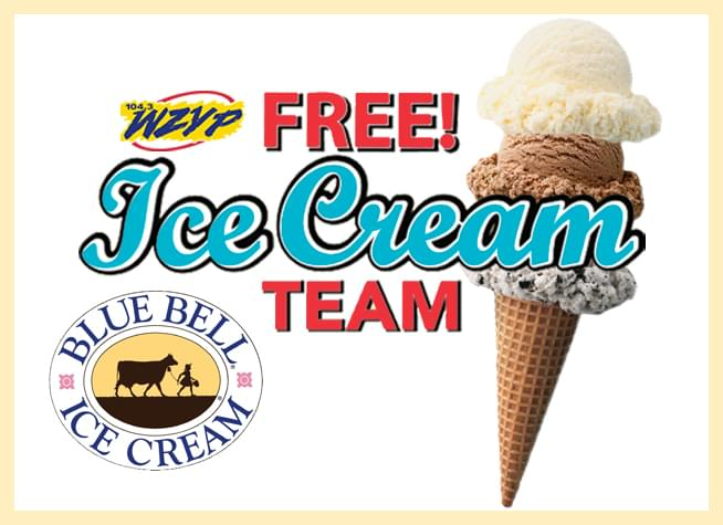 ZYP Free Ice Cream Team
