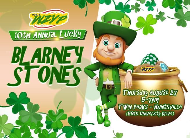 ZYP Blarney Party!
