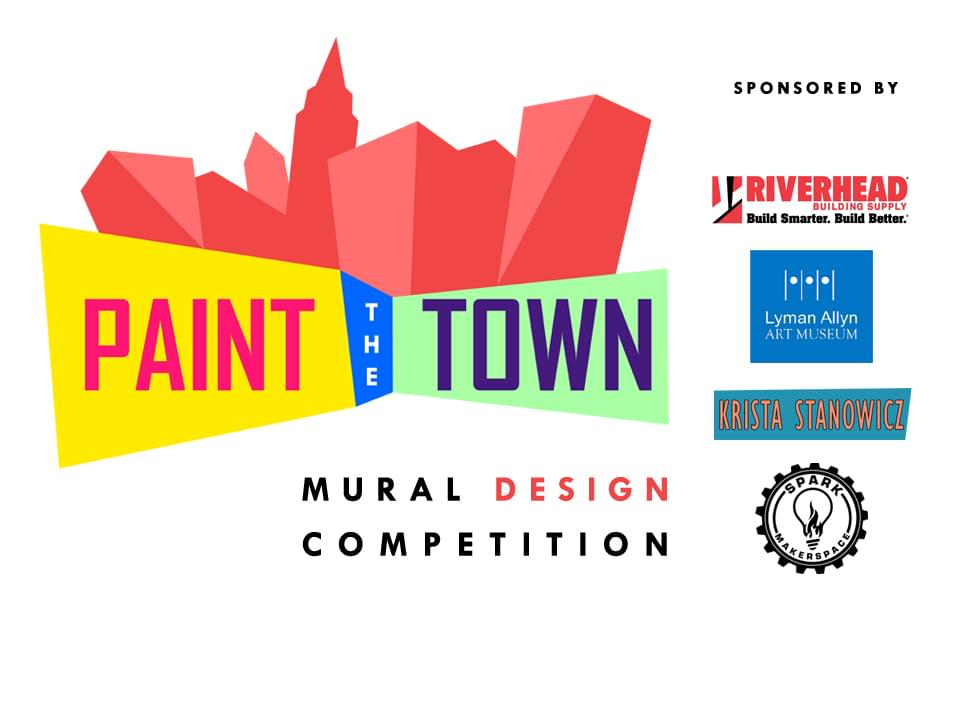Paint The Town Mural Design Competition