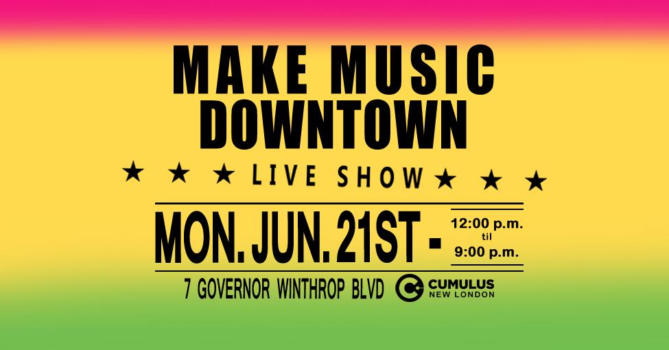 Make Music Day 2021!
