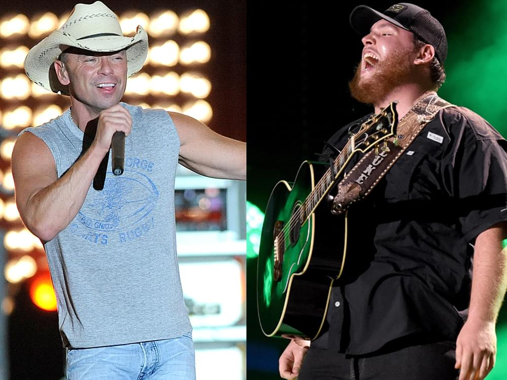 May 1: Live-Stream Calendar With Kenny Chesney, Luke Combs, Brantley Gilbert, Carly Pearce & More