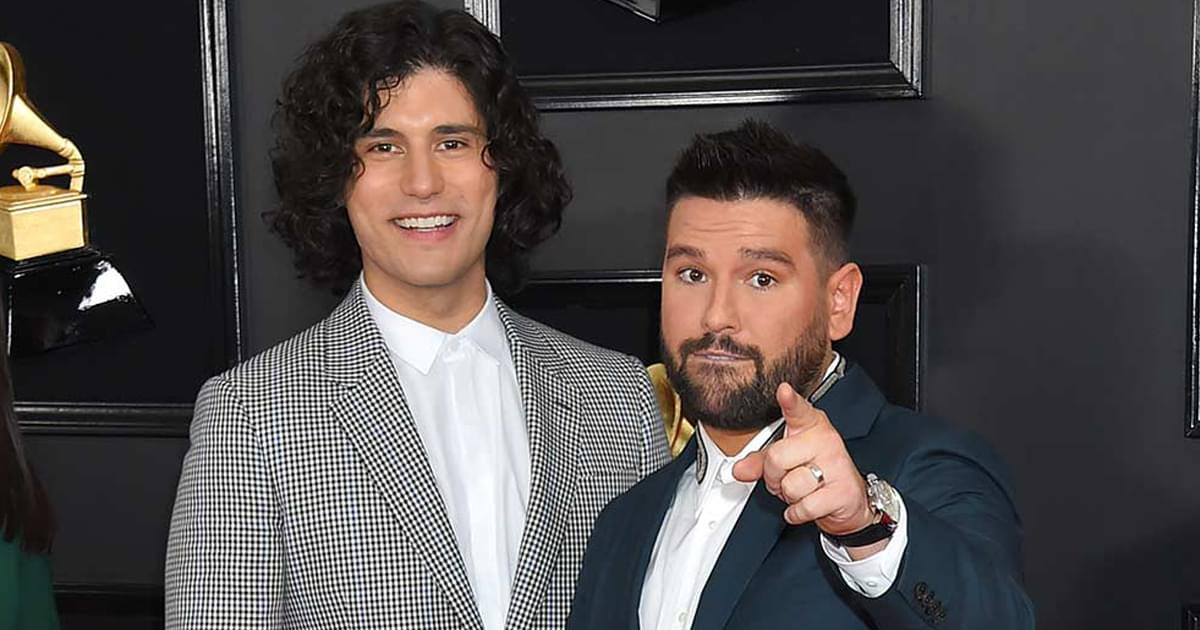 "Watch Dan + Shay's Moving New Video for ""I Should Probably Go to Bed"""