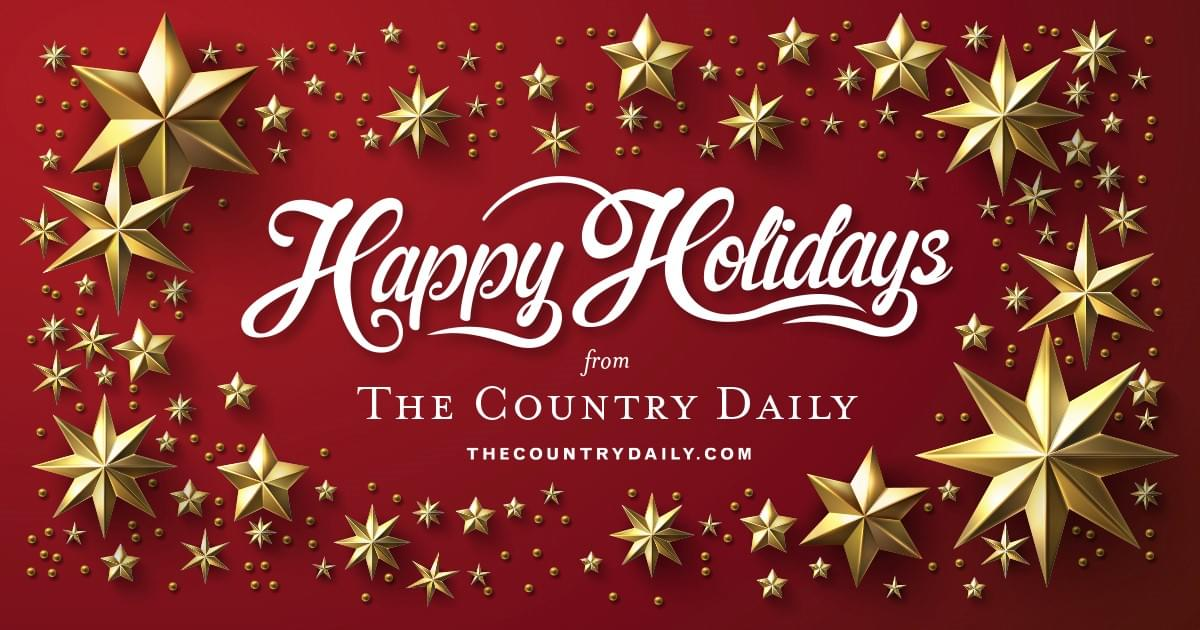 Country Stars Read 'Twas the Night Before Christmas (Version 2)