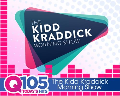 THE KIDD KRADDICK MORNING SHOW